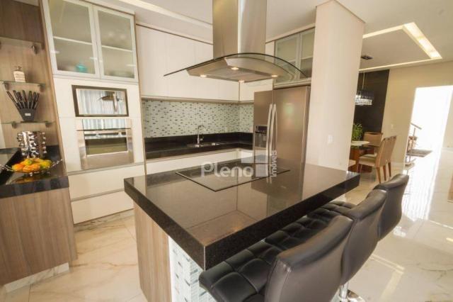Casa com 3 dormitórios à venda, 310 m² por R$ 1.620.000,00 - Swiss Park - Campinas/SP - Foto 11