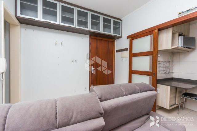 Apartamento à venda com 1 dormitórios em Bom fim, Porto alegre cod:9923329 - Foto 8