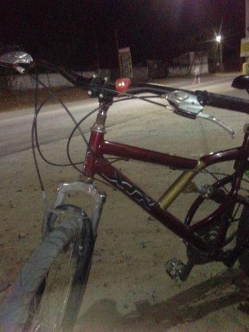 Bicicleta em perfeita condições
