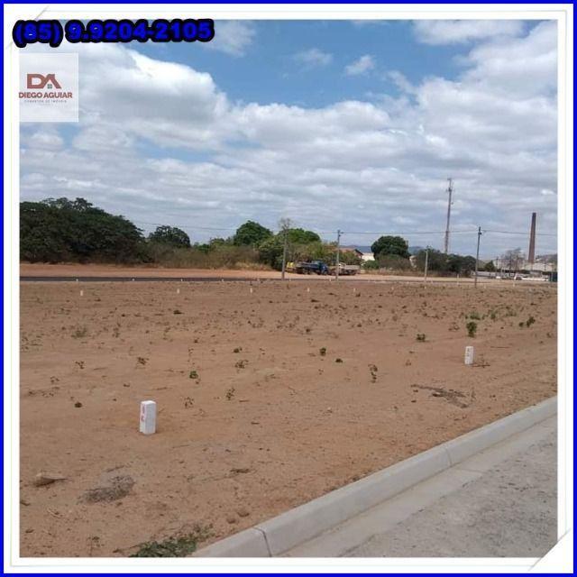Lotes com construção liberada as margens da BR-116 Loteamento Boa Vista!! - Foto 8