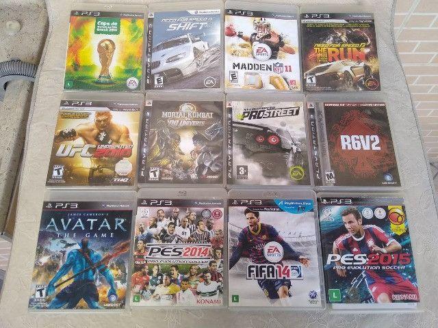 Jogos PS3 e PSvita originais - Foto 2