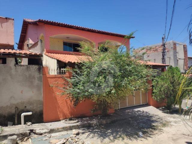 Casa com 3 dormitórios à venda, 170 m² por R$ 400.000 - Centro (Manilha) - Itaboraí/RJ - Foto 3