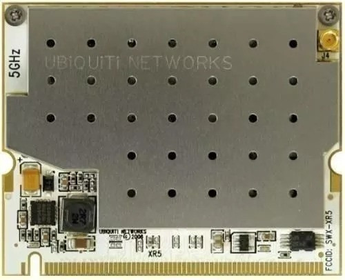 Cartão Xr-5 Ubiquiti 600mw