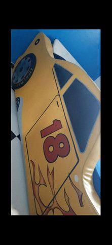 Cama Carros 3D Infantil
