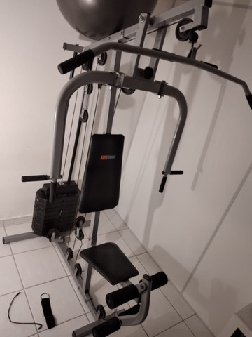 Estação de ginástica, Malhar em casa. +de 25 exercícios. - Foto 5