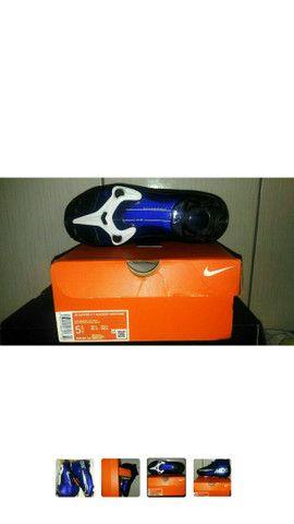 Chuteira Nike Jr. SuperFly 7 Academy MDS FG/MG. Infantil. BRL 36. ORIGINAL. - Foto 2