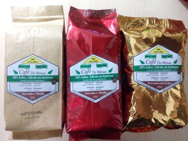 Micro lote 2020. Café  cultivado sem agroquímicos. - Foto 5