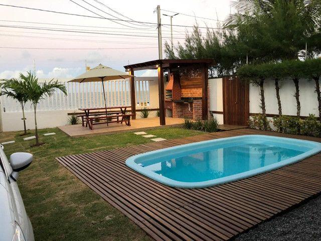 Vendo/troco casa BEIRA MAR praia de formosa  - Foto 2