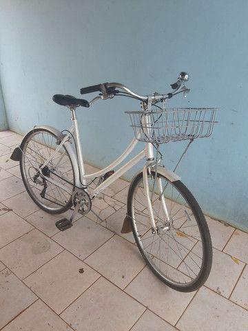 Bicicleta seminova specialized daily Feminina de passeio ideal para lugares planos  - Foto 2