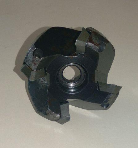 Cabeçote Fresador 45mm. 4 cortes. - Foto 4
