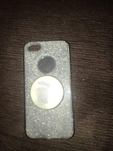 Capinhas do iPhone SE - Foto 4