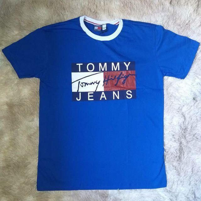 Blusa Tommy Hilfiger