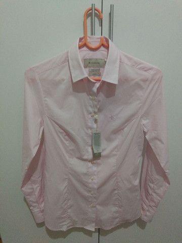 Camisa Dudalina 36