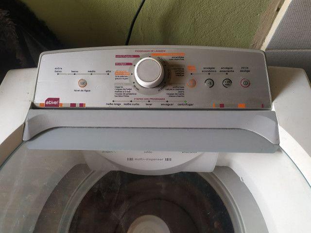 Máquina Brastemp 11kg ative 220v( entrego)
