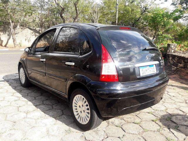 C3 1.6 Completo- modelo Exclusive 16V - ano 2007 - FLEX - Foto 2