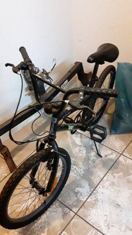 Bicicleta infantil oxer