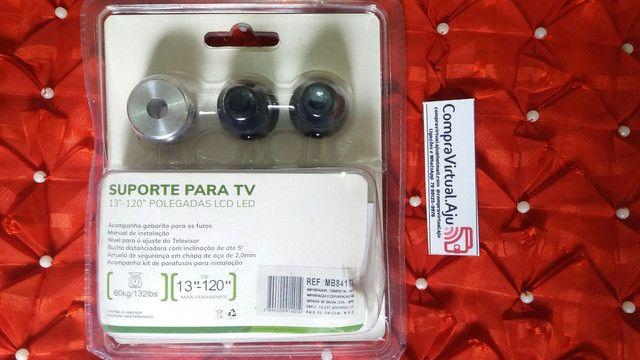 Suporte Universal para TVs, de 13 a 70 polegadas até 60Kg  - Foto 2