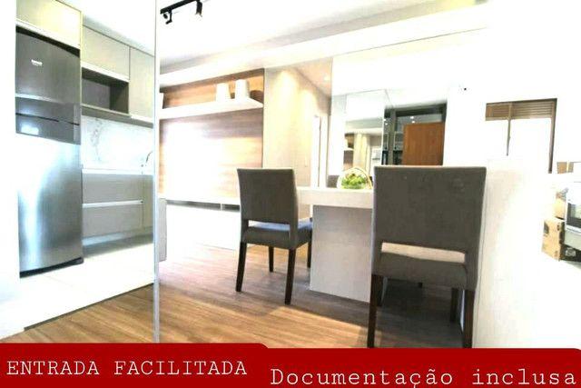 Apartamento + sacada gourmet + entrada facilitada + documentação inclusa  - Foto 5