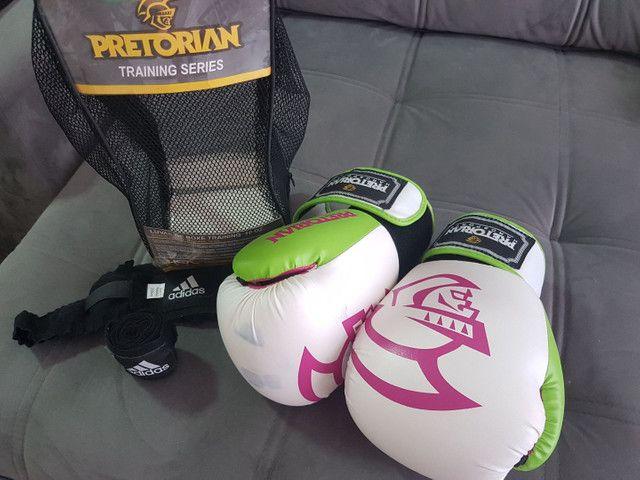 Luva de Muay Thai / Boxe - Foto 4
