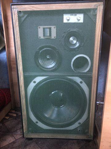 2 Caixa de Som Pioneer HPM-100 - Foto 5