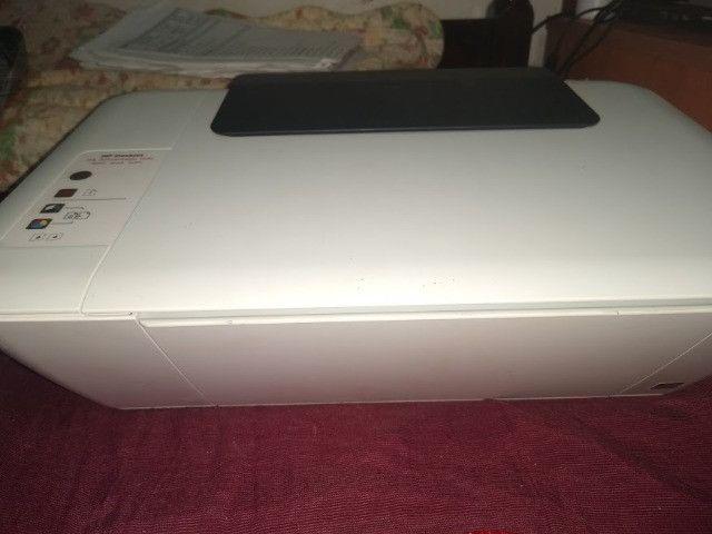 Impressora HP Deskjet 1516 - Foto 2
