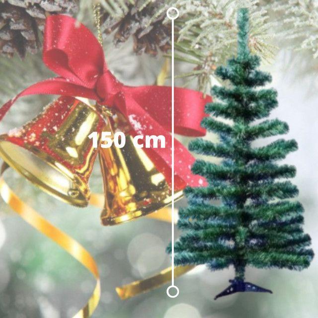 Árvore de Natal Pinheiro tradicional 1,50 m 150 cm