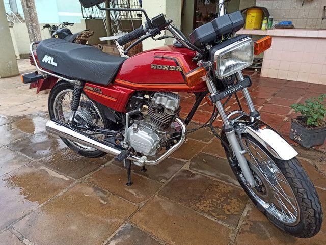 Honda ML 125 83