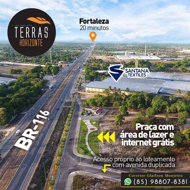 Lotes Terras Horizonte no Ceará (Construção liberada).!!%%%