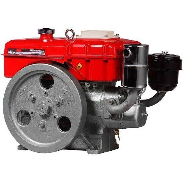 Vendo Motor a Diesel - Foto 2