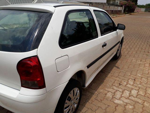 Vendo VW Gol Ecomotion 1.0 MI Total Flex 8V 2 portas.  - Foto 7