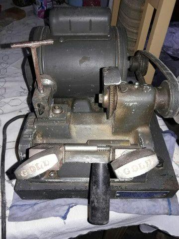 Vendo máquina para chave gold usada ,valor 1,300 - Foto 2