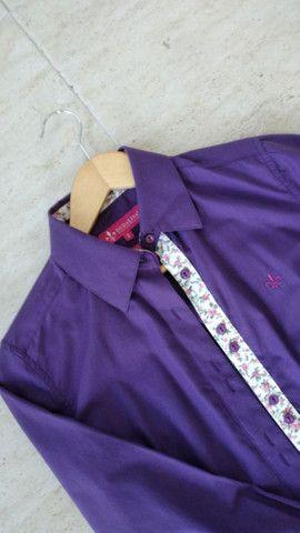 Camisa Dudalina - Foto 2