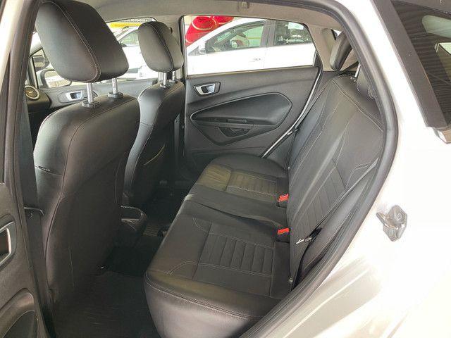 Ford Fiesta Titanium 1.6 Automático 2013/2014 Completo - Foto 4