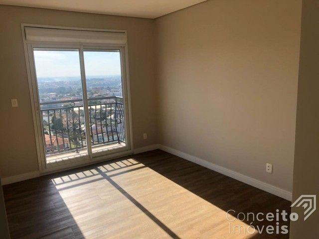 Apartamento à venda com 3 dormitórios em Jardim carvalho, Ponta grossa cod:392629.001 - Foto 16