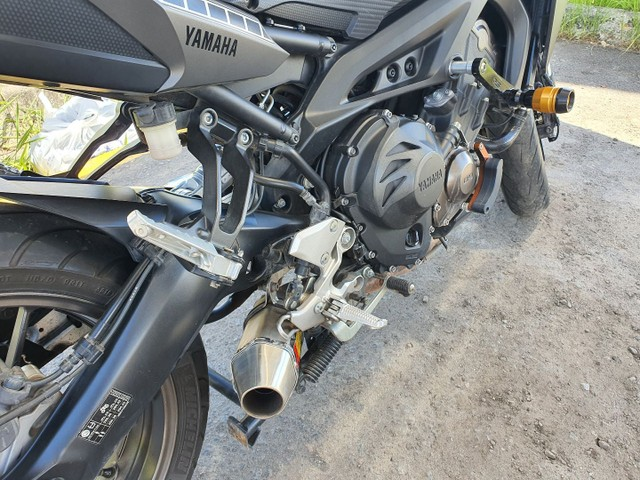 Yamaha MT 09 Tracer  - Foto 3