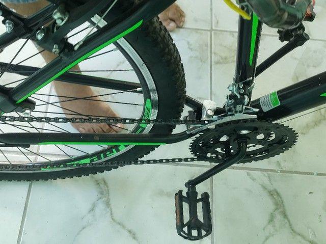 Bicicleta aro grande maior que 26 leia o anúncio - Foto 4