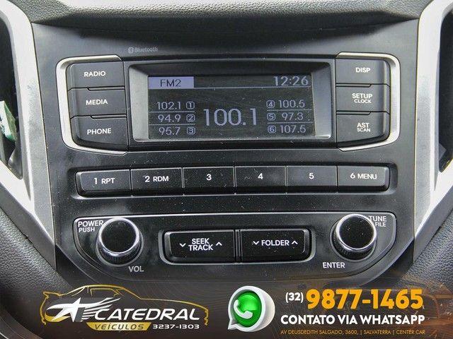 Hyundai HB20 Unique 1.0 Flex 12V Mec. 2019 *Novíssimo* Carro Impecável* Aceito Troca - Foto 12
