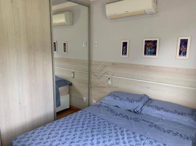 Apartamento com 2 dormitórios à venda, 60 m² por R$ 195.000,00 - Parque Residencial das Na - Foto 8