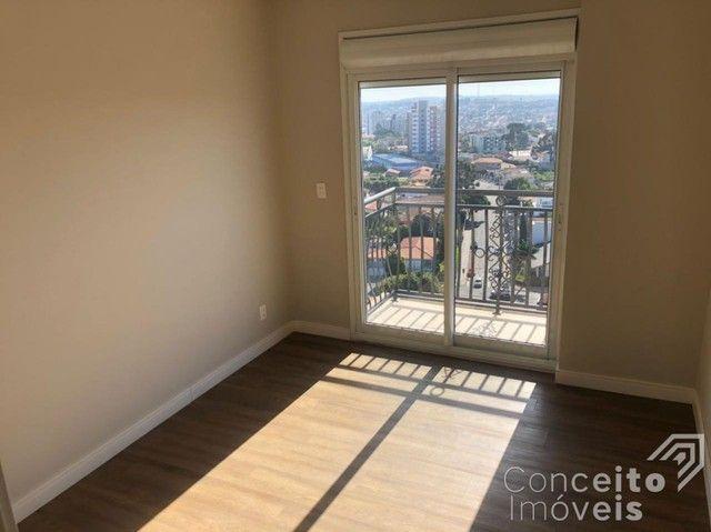 Apartamento à venda com 3 dormitórios em Jardim carvalho, Ponta grossa cod:392629.001 - Foto 9