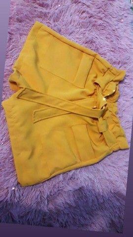 Cropped/shorts Atacado e Varejo
