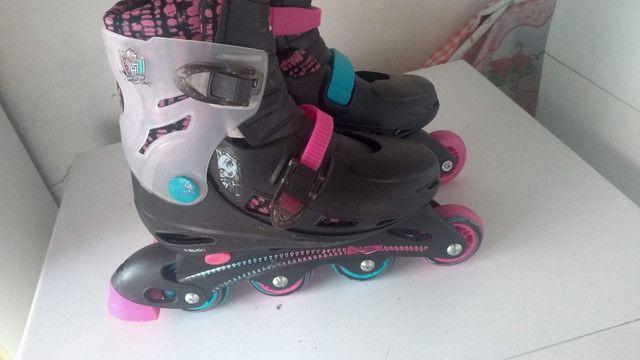 Roller Monster High - Foto 2
