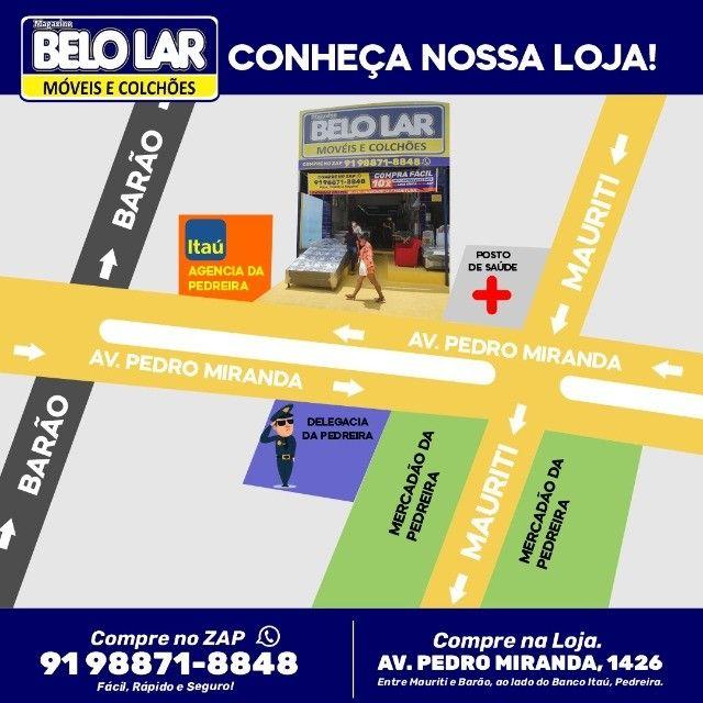Unibox Solteiro De Espuma, Compre no zap *  - Foto 2