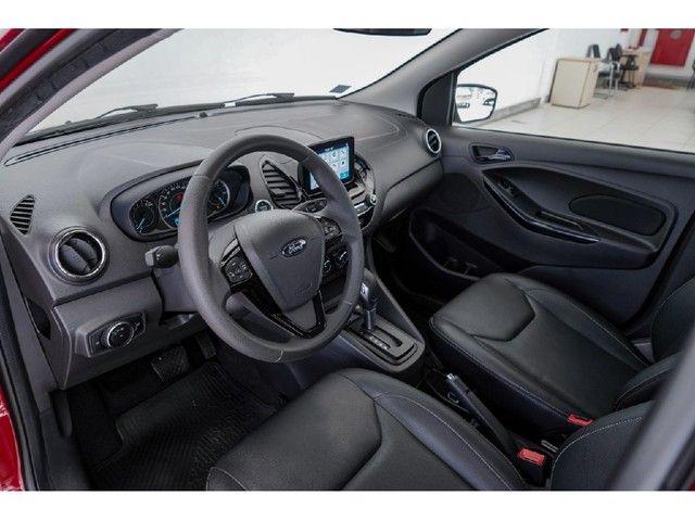 Ford KA 1.5 TI-VCT FLEX TITANIUM SEDAN AUTOMATICO - Foto 8