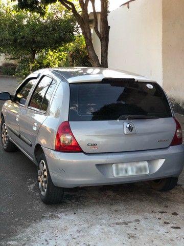 Clio 2006  Com Ar Condicionado - Parcelo NO CARTÃO (repasso a taxa da maquininha) ?? - Foto 6