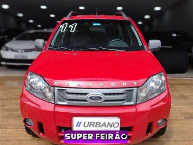Ford Ecosport 2011 1.6 xlt freestyle 8v flex 4p manual