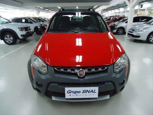 Carro Fiat Strada