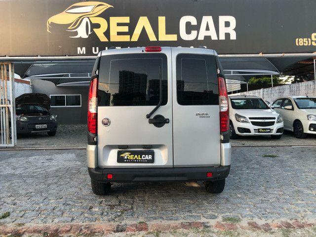 Fiat Doblò Essence 1.8 7 lugares 2012 completa Extra!!  - Foto 4