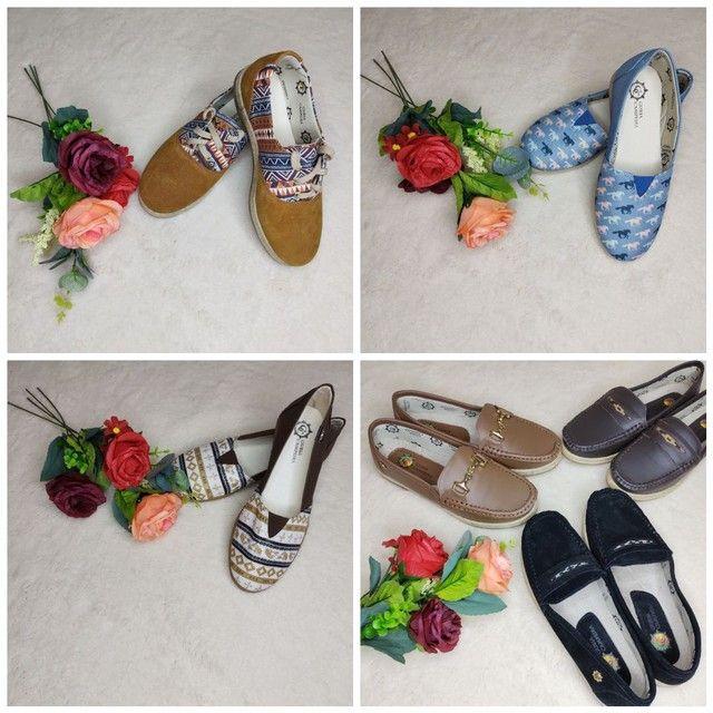Estoque de calçados ABAIXO DO CUSTO - Foto 3