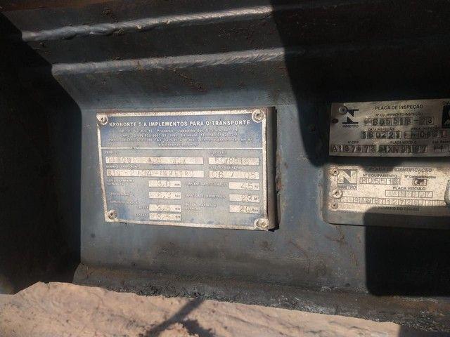 Bitrem tanque inox impecável Aceito caminhonete diesel no negócio - Foto 7