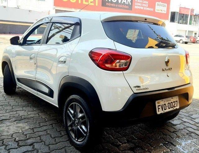 15-Renault Kwid 1.0 Flex 2018 Baixissimo km  - Foto 4